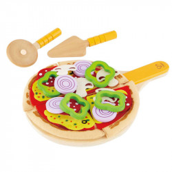 Hape - Kit pizza - E3129