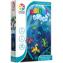 Smart games - Colour catch - Jeu de logique - SG 443