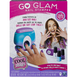 Spin master - Go Glam Nail stamper - 6053350