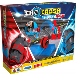 Modelco - Exocrash - Coffret Battle Ramp pack - 30130