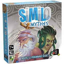 Similo Mythes - Gigamic - Jeux d'ambiance - HSMY