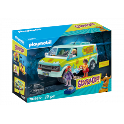 The Mystery Machine - Playmobil Scooby-doo - 70286
