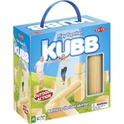 Kubb - Jeu de plein air - Tactic - 55135