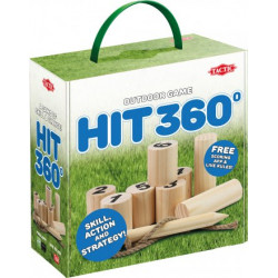 Hit 360° - Jeu de plein air - Tactic - 53575