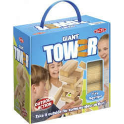 Giant tower - Jeu de plein air - Tactic - 54921