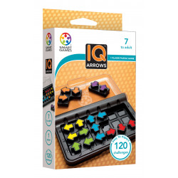 Smart games - IQ arrows - Jeu de réflexion - SG 424