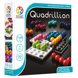 Smart games - Quadrillion - Jeu de réflexion - SG 540 FR