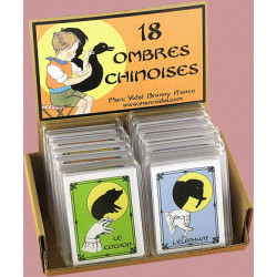 18 Ombres chinoises - Marc Vidal - 896