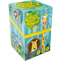 Jungle Speed Kids - Repos production - Asmodee - JSKI01FR