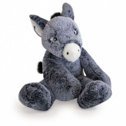 Peluche Sweety Mousse Âne - 40 cm - Histoire d'ours - HO3009