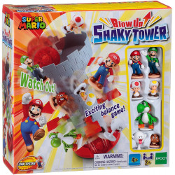 Blow Up Shaky Tower Super Mario - Epoch d'enfance - 7356