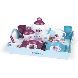Plateau Tea time Frozen 2 - Smoby - 310513