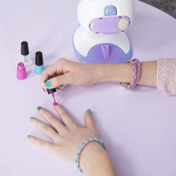 Cool maker - Go glam nail stamper deluxe - Spin master - 6054791