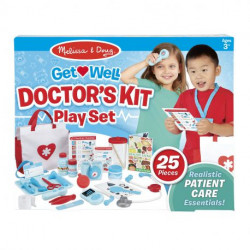 Kit play set de docteur - Mélissa and Doug - 18569