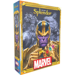 Splendor Marvel - Space Cowboys - Asmodee - SCSPLMA01FR