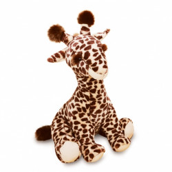 Peluche Girafe Lisi - Terre sauvage - 50 cm - Histoire d'ours - HO3041