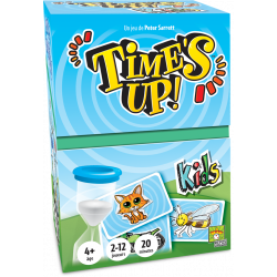 Time's Up Kids Chat - Repos production - Asmodee - 924563