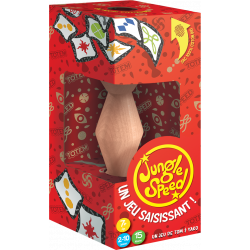 Jungle speed Eco conception - Edition limité - Repos production - Asmodee - 073185