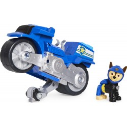 Paw patrol Véhicule moto - Chase - Spin Master - 6059253