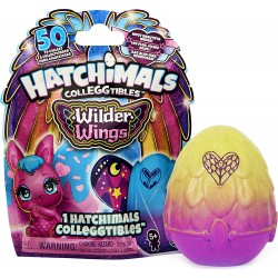 Hatchimals - 1 figurine - Wilder Wings - Spin master - 6059011