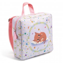 Sac à dos - sac maternelle chat - Djeco - DD00254
