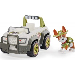 Paw patrol Véhicule - Tracker - Spin Master - 6061801