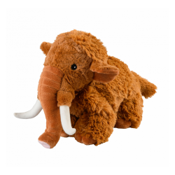 Bouillotte sèche Mammouth couronne Cozy Peluche - Soframar - AR0116 - Made in england