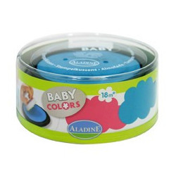 Recharge encre pour tampon Stampo'Baby Aladine 03851