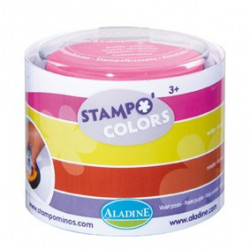 Recharge encre pour tampon Stampo'Baby Aladine 85152
