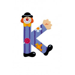Sevi - Lettre Clown K -...