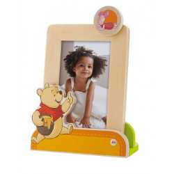 Sevi - Porte-photo Winnie l'Ourson en bois - 82690