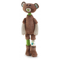 Trudi - Peluche ours - Basile - 43 cm - Forest Angel - 19427
