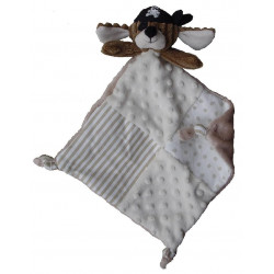 La Galleria - Doudou Chien pirate - 35 cm - WAN-35189