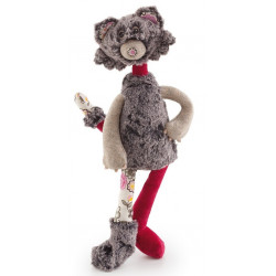 Trudi - Peluche chat - Berlioz - Forest Angels - 33 cm - 19401