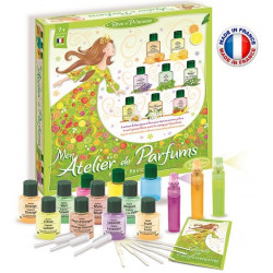 SentoSphère - Dream of Princesses - Mon Atelier de parfums - fleurs fraîches - 142 - Made in France