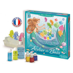 SentoSphère - Dream of Princesses - Mon Atelier du Bain - 143 - Made in France