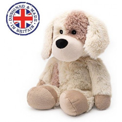 Soframar - Bouillotte sèche Chien assis - AR0265 - Made in england