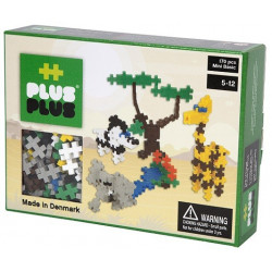 Plus Plus - Puzzle Box Mini basic savane 170 - PP3725