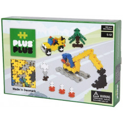 Plus Plus - Puzzle Box Mini basic chantier 360 - PP3728