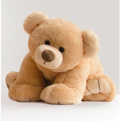 Histoire d'ours - Gros ours miel - 65 cm - HO2524