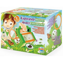 Buki - Explorateur insectes...
