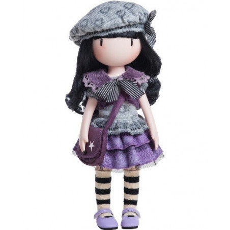 Poupée Paola Reina - Santoro Gorjuss Little violet - 32 cm - 04906 - Made in spain
