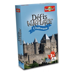 Bioviva - Défis nature - Chateaux - Jeu de cartes - Made in France