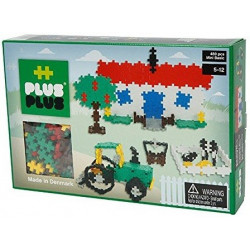 Plus Plus - Puzzle Box Mini basic ferme 480 - PP3742
