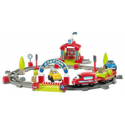 Ecoiffier - La gare - jeu de construction - 3071 - Made in France