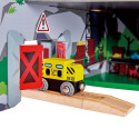 Hape - Train de la mine - jeux d'imitation - E3752