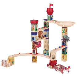 Hape - Space city - jeux de construction - E6017