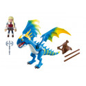 Playmobil - Gueulfor avec catapulte - 9245